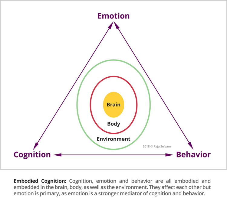 relationship between cognition emotion and behavior Emotion, behavior and cognition are interdependent, each exerting a powerful influence on the others functional perspectives, based on the papers that examine the interplay among emotion, behavior and cognition in a particular subject area, such as attitudes, relationships, memory, or.